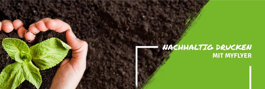 Nachhaltig und ökologisch drucken