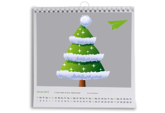 Kalender Wire-O