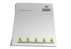 IMG: Weihnachtspost Briefpapier Weihnachtspost Briefpapier