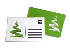 www.myflyer.de Weihnachtspostkarten