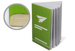 IMG: Abizeitung mit Klebebindung Abizeitung mit Klebebindung