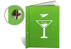 IMG: Speisekarte Hardcover Speisekarte Hardcover
