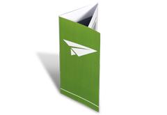 IMG: Wickelfalz Flyer Recycling Wickelfalz Flyer Recycling