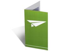 Parallelfalz Flyer