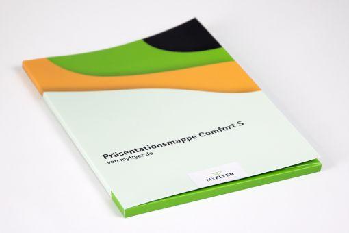 Präsentationsmappe Comfort S