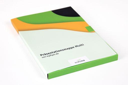 Präsentationsmappe Multi