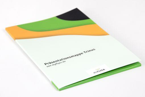 Präsentationsmappe Trinus Plus