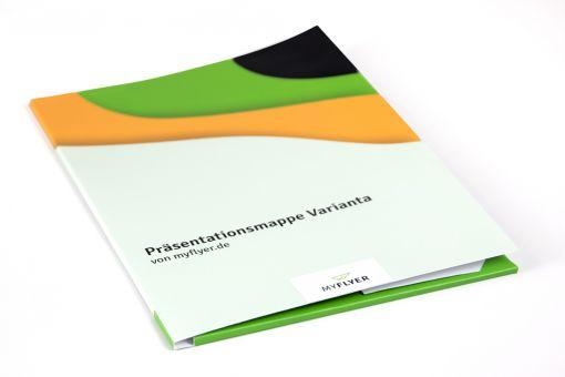 Präsentationsmappe Varianta