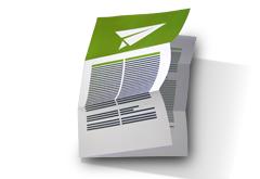 Mailingfalz Flyer