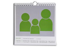 IMG: Kalender Wire-O Kalender Wire-O