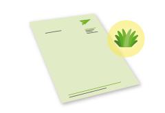 IMG: Briefpapier Graspapier Briefpapier Graspapier