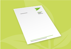 IMG: Briefpapier Recycling Briefpapier Recycling