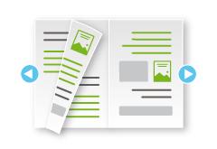 IMG: Online Broschüre  Online Broschüre