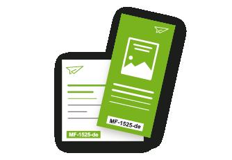 IMG: Flyer mit Code Flyer mit Code