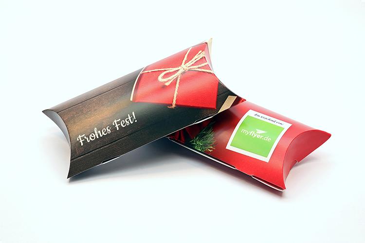 IMG: Weihnachtskissenschachtel Weihnachtskissenschachtel