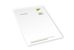 www.myflyer.de Briefpapier