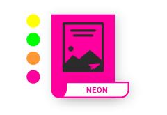 Neon-Plakate