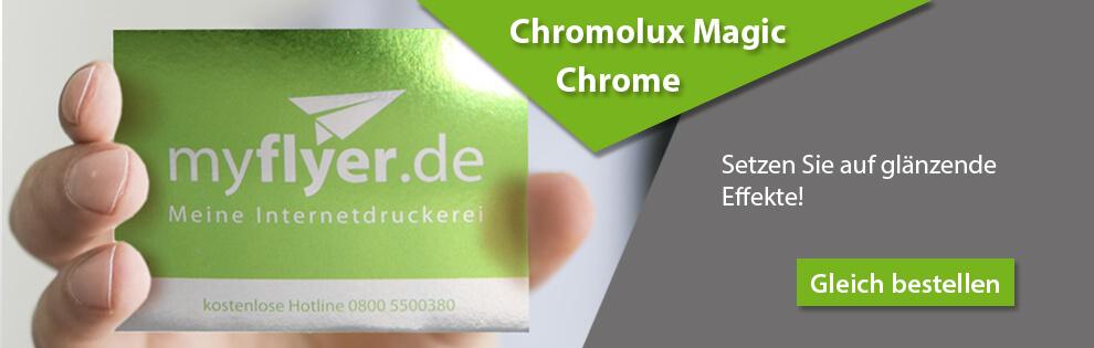 Chromolux Chromolux- Visitenkarten