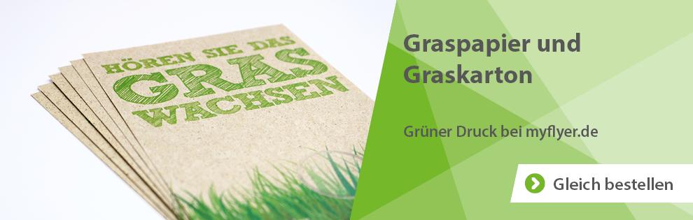 Graspapier und Graskarton Graspapier und Graskarton