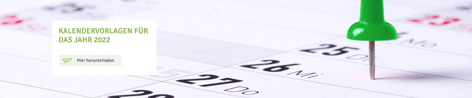 Slider-Kalender