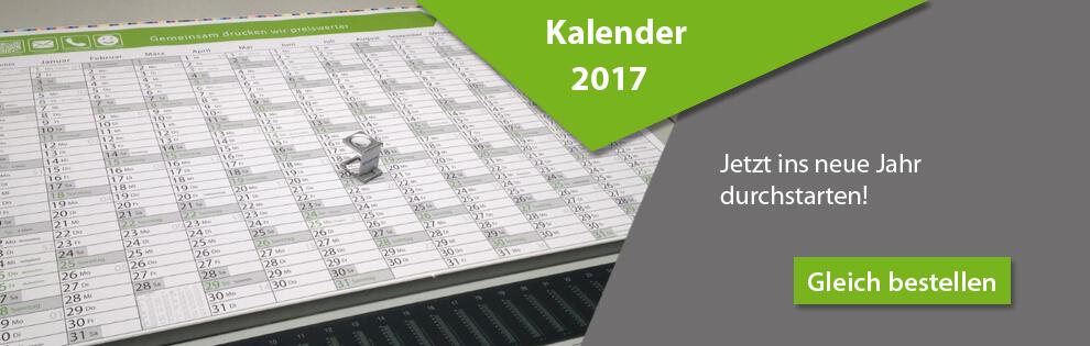 Kalender 2017 Kalender 2017