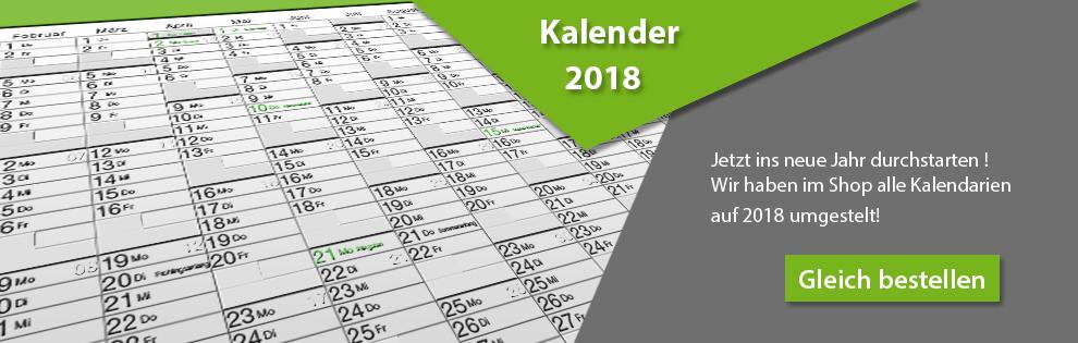 Kalender 2018 Kalender 2018